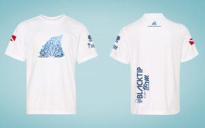 scuba diving t-shirt logo design by 50bar scuba design