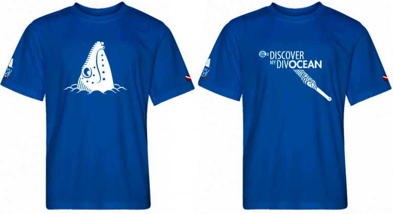 scuba diving t-shirts by 50bar scuba design