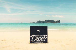 scuba diving marketing & design by 50bar scuba design