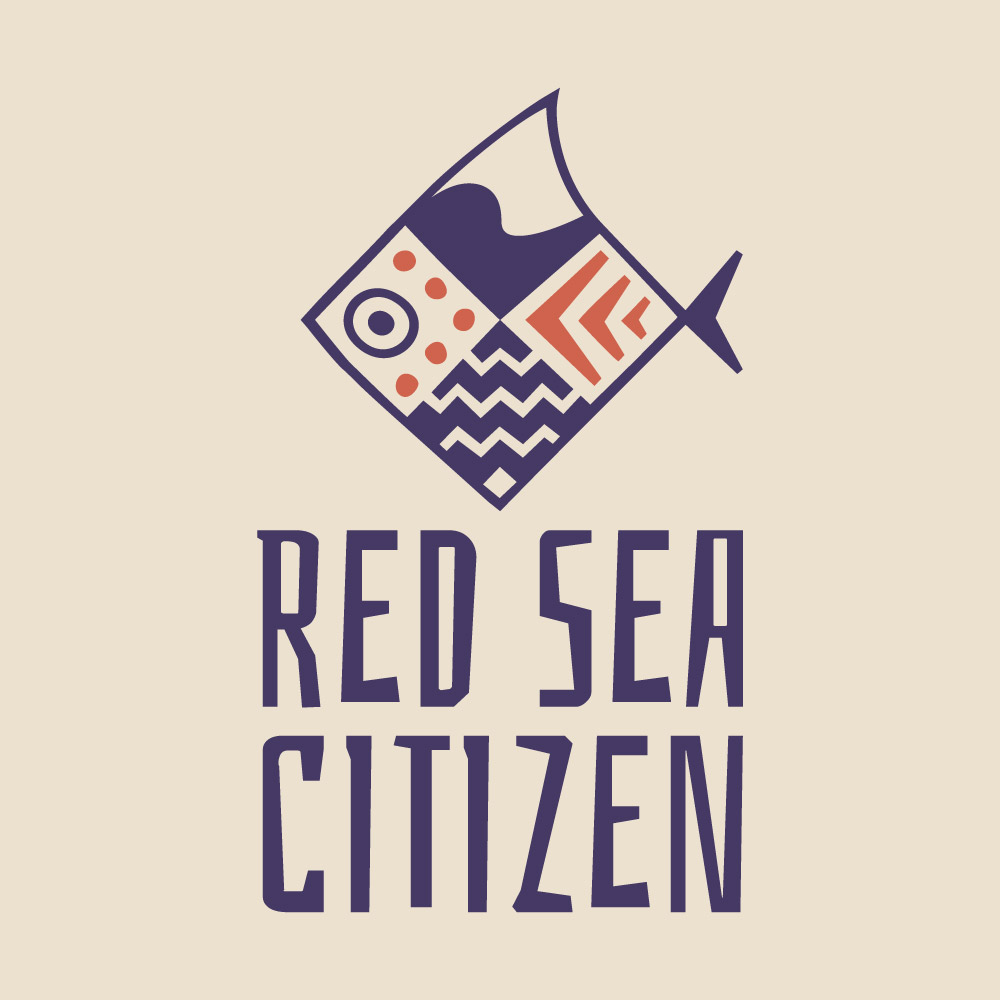 red sea citizen dive center logo